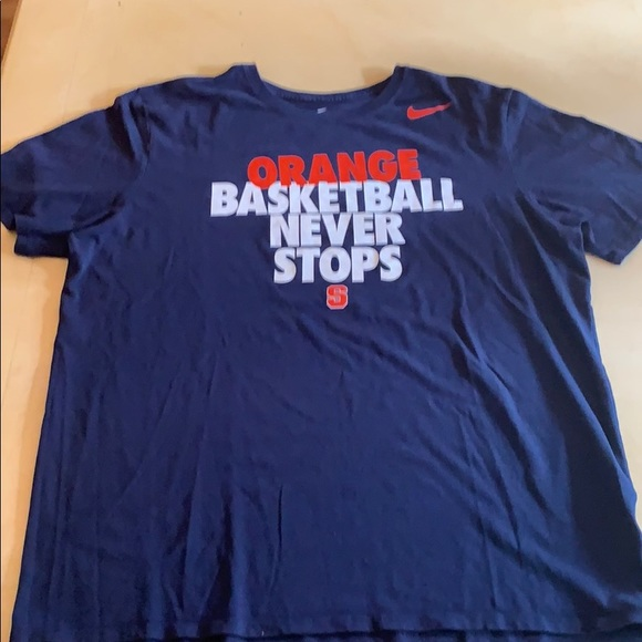 Nike Other - Nike Men's Dri-Fit Syracuse Basketball T-Shirt